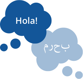 Can I create surveys in different languages?